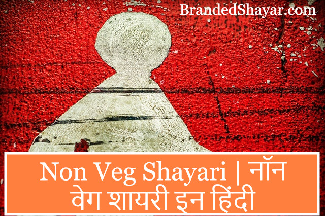 Non Veg Shayari in Hindi